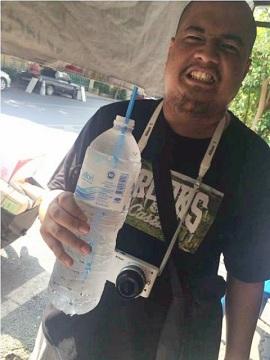 15 Thai Baht Water in Thailand