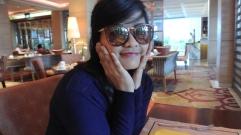 Abby in Manila Hotel (1)