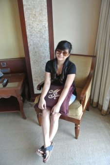 Abby in Manila Hotel (4)