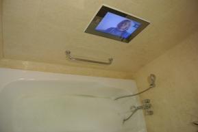 Manila Hotel BathTub