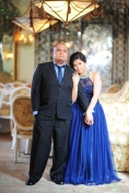 Photo taken by 24 Frames Photography - Manila Hotel Champagne Room