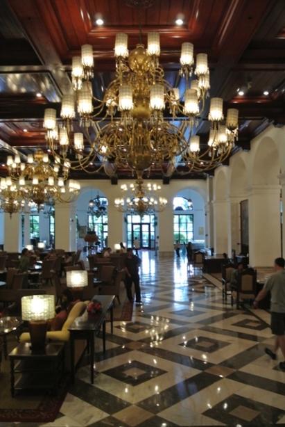 Manila Hotel Lobby (1)