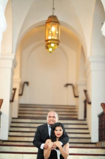Photo taken by 24 Frames Photography - Manila Hotel Lobby