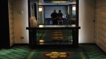 Manila Hotel Lobby (3)