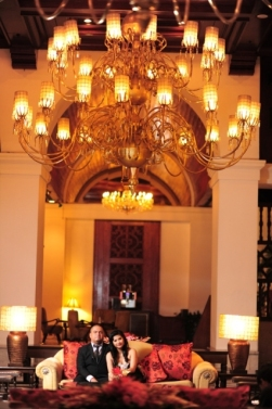 Photo taken by 24 Frames Photography - Manila Hotel Lobby