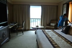 Manila Hotel Room (1)