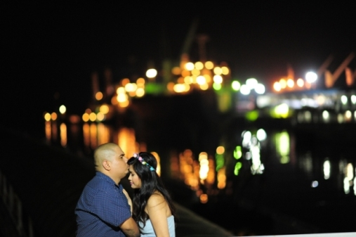 Photo taken by 24 Frames Photography - Manila Hotel Sea Breeze Area at Night