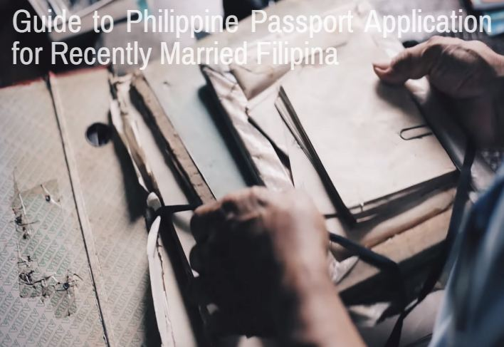 Guide to Philippine Passport Application for Recently