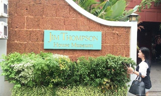 Jim Thompson House